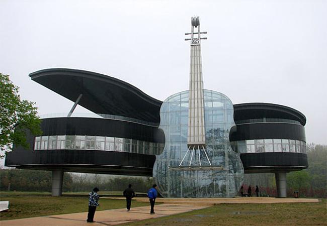 Sky Scraper Building